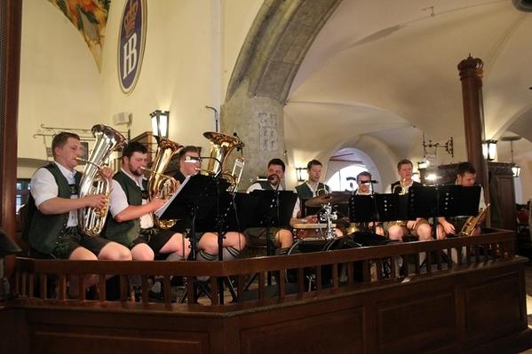 Hofbrauhaus-Band