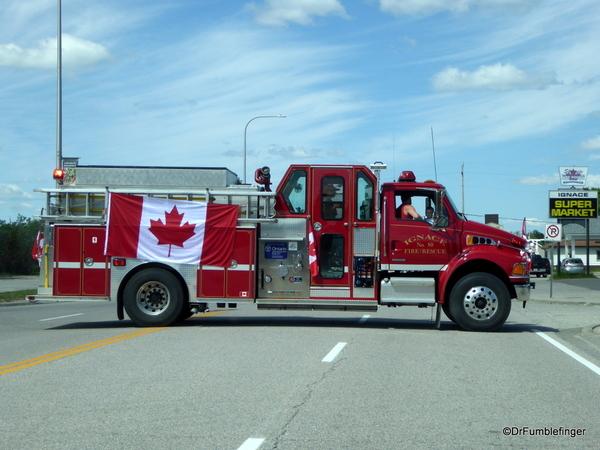 02 Canada Day Parade, Ignace