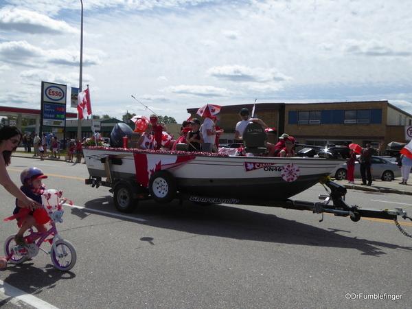 07 Canada Day Parade, Ignace