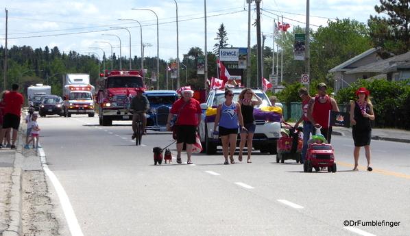 08 Canada Day Parade, Ignace