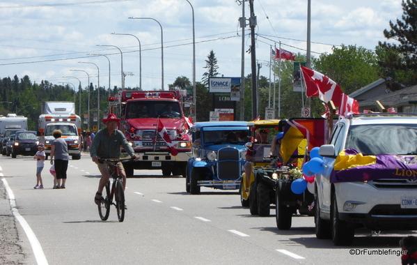 09 Canada Day Parade, Ignace