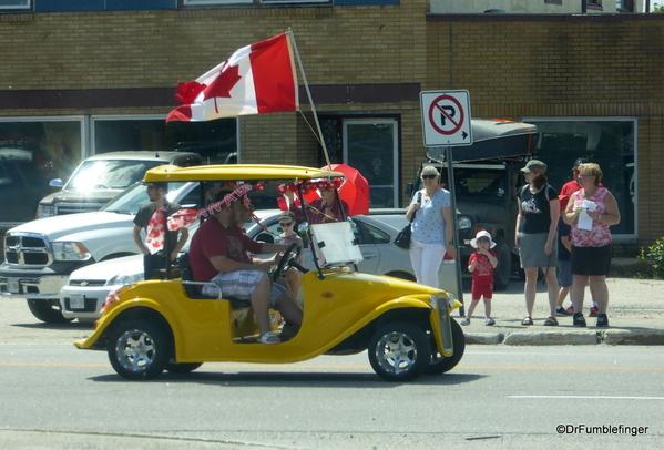 10 Canada Day Parade, Ignace