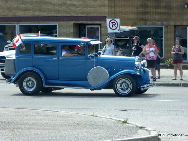 11 Canada Day Parade, Ignace