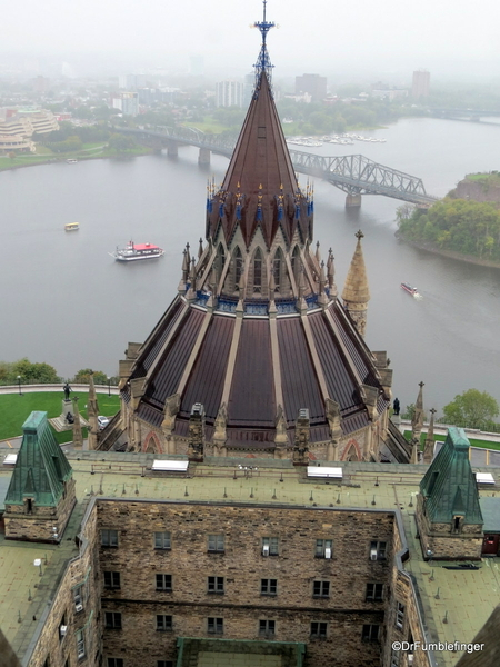 18 Views from the Peace Tower