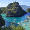 coron: coron, palawan, philippines scenic view
