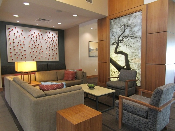Hyatt Place - Lobby