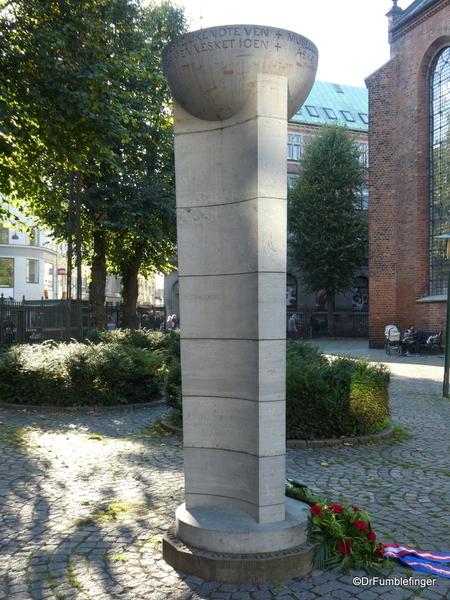 02 Holocaust Memorial, Holy Ghost Church, Copenhagen