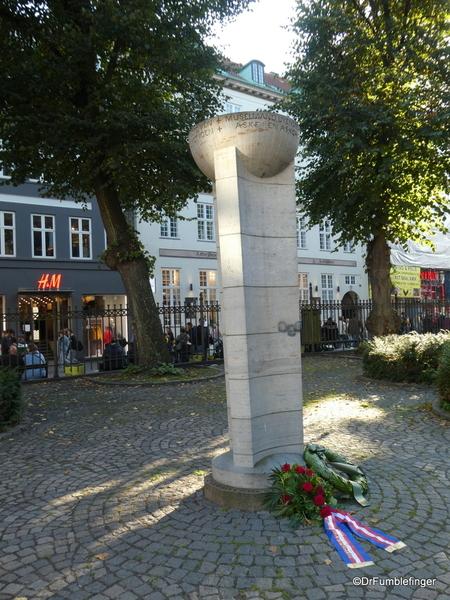 03 Holocaust Memorial, Holy Ghost Church, Copenhagen