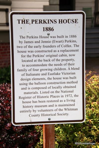 04 Perkins House, Colfax