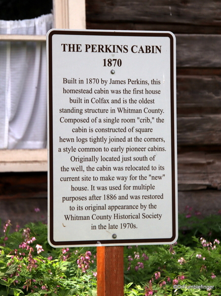 10 Perkins House, Colfax