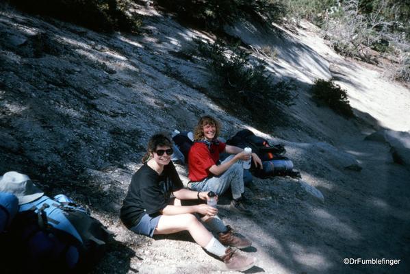 Mt. Whitney hike 09-1994 (4) Whitney Portal