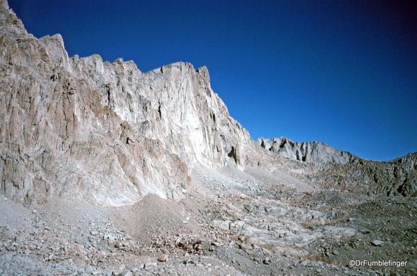 Mt. Whitney hike 09-1994 (25) Trail Camp