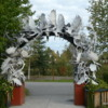 00 Antler Arch, Fairbanks