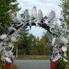 01 Antler Arch, Fairbanks