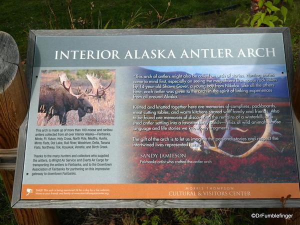 04 Antler Arch, Fairbanks