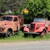 Trucks of Syringa