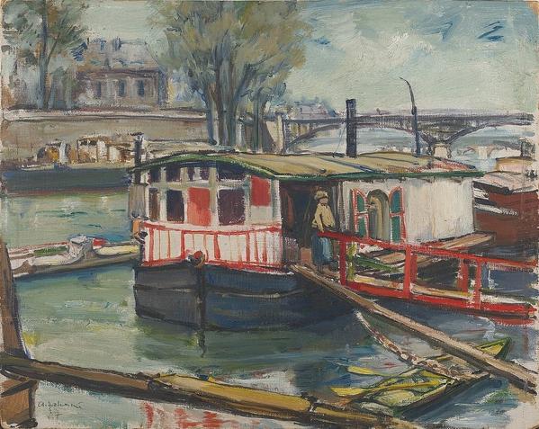 TKM_1082M,_Pesumajad_Seine'il,_Andrus_Johani 1937