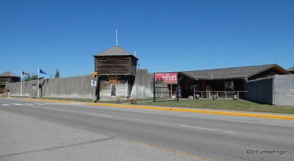 01 NWMP Museum, Fort MacLeod