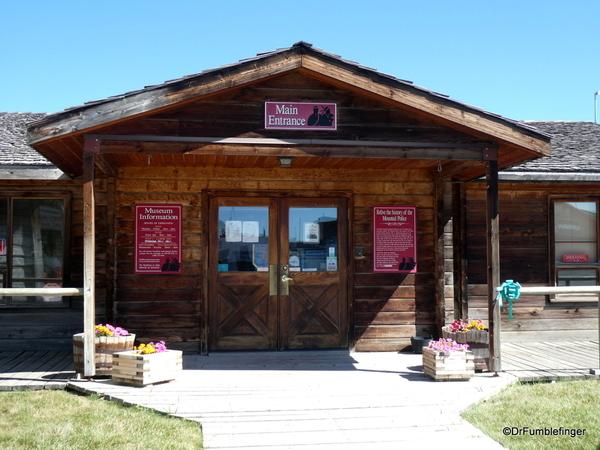 02 NWMP Museum, Fort MacLeod