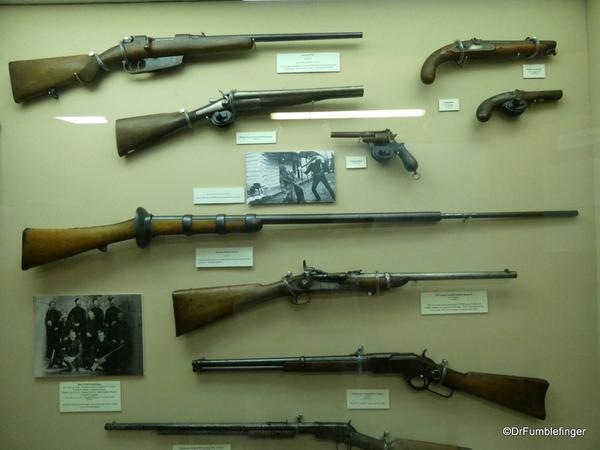 07 NWMP Museum, Fort MacLeod