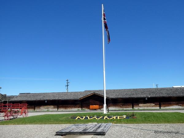10 NWMP Museum, Fort MacLeod