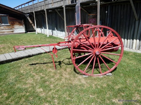 11 NWMP Museum, Fort MacLeod