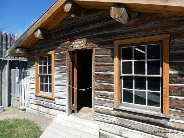 12 NWMP Museum, Fort MacLeod