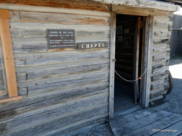 15 NWMP Museum, Fort MacLeod