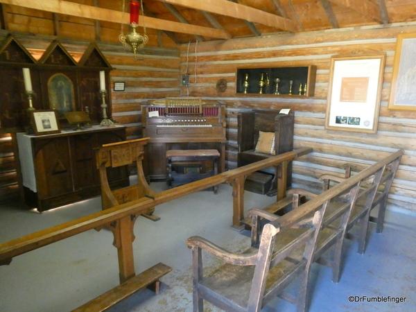 16 NWMP Museum, Fort MacLeod