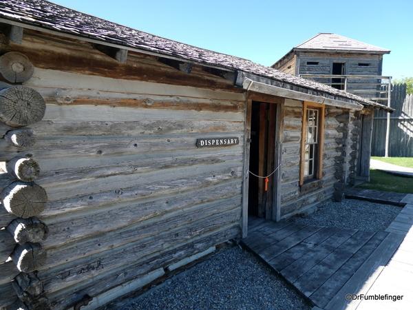 17 NWMP Museum, Fort MacLeod