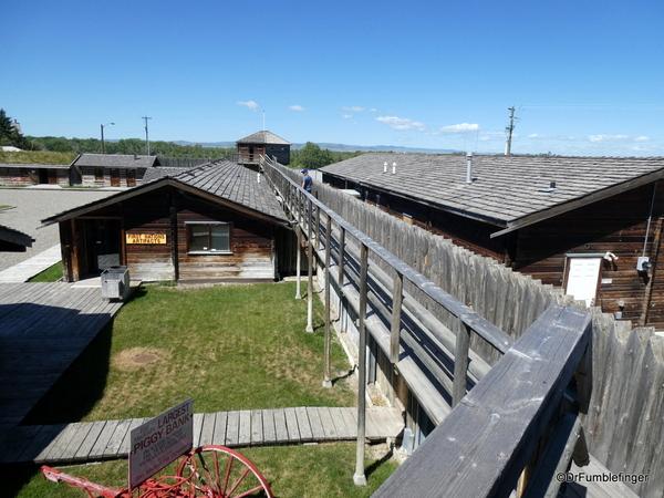 20 NWMP Museum, Fort MacLeod