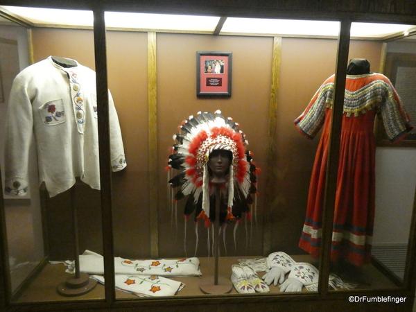 25 NWMP Museum, Fort MacLeod