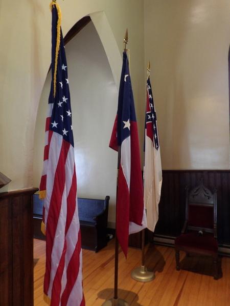 chapel flags 2