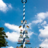 Viktualienmarkt-Maypole