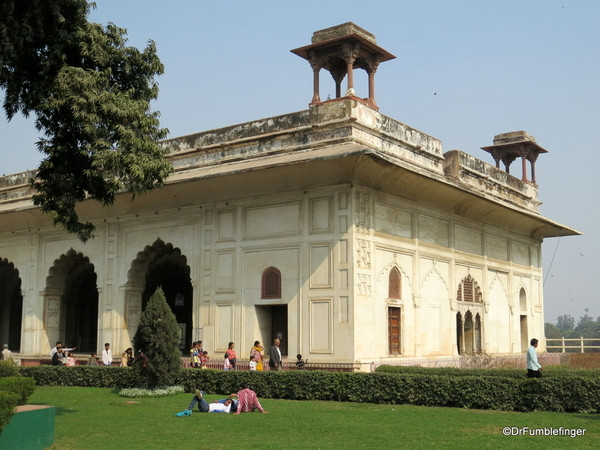 12 Red Fort, Delhi