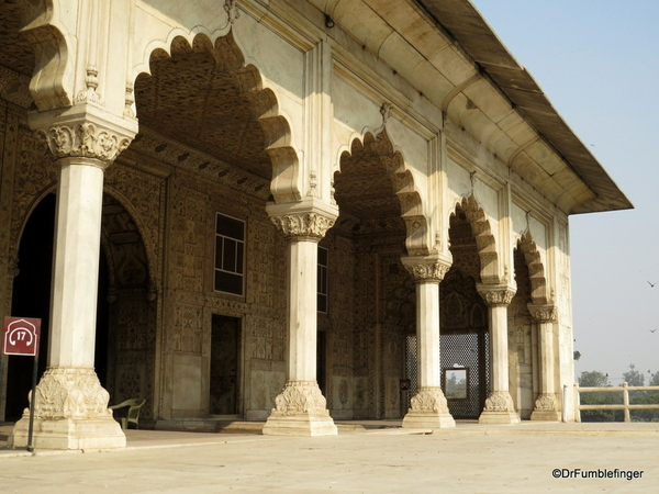 15 Red Fort, Delhi