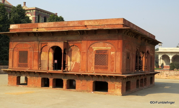 25 Red Fort, Delhi