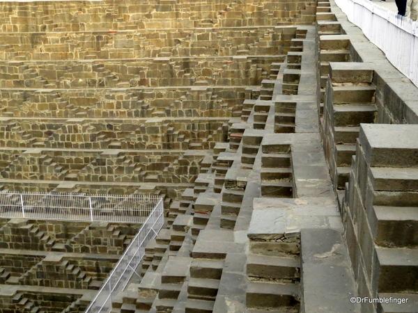 13 Chand Baori, Abaneri