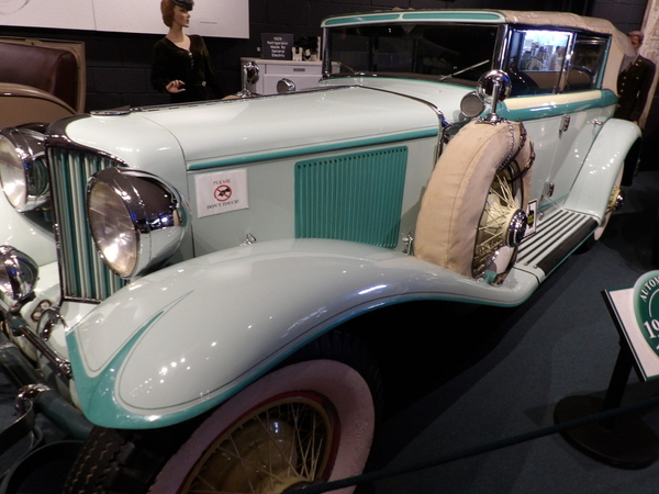 Cord Phaeton 1930