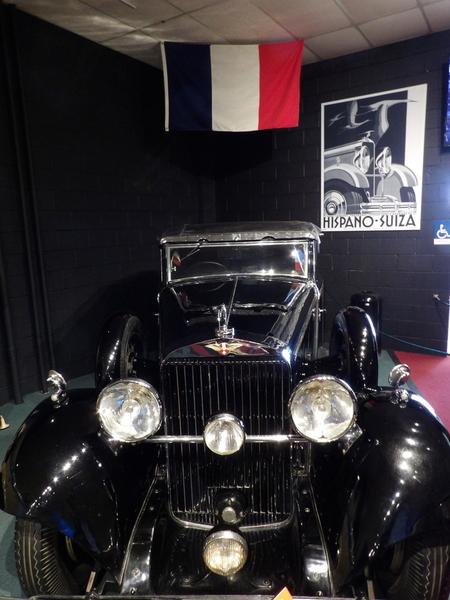 Hispano Suiza 1935