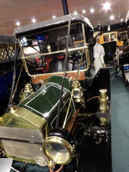 Metz Roadster 1912