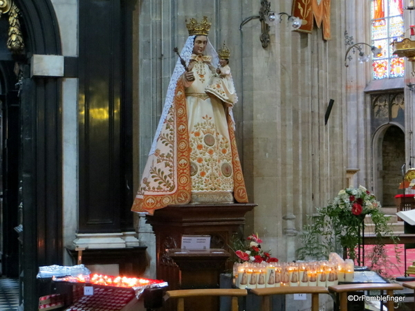 12 Cathedral of Our Blessed Lady of the Sablon