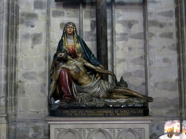 14 Cathedral of Our Blessed Lady of the Sablon