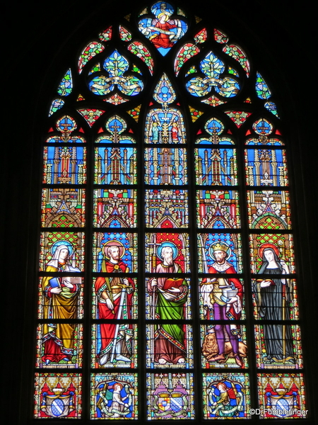 16 Cathedral of Our Blessed Lady of the Sablon