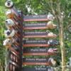 Singapore Zoo signage