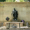 Tomb of the Unknown Revolutionary War Soldier, courtesy Wikimedia