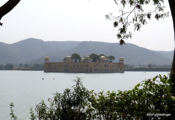 01 Lake Palace and Market, Jaipur