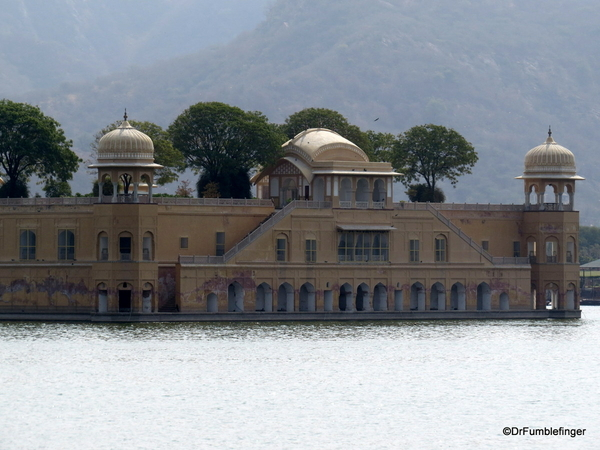 02 Lake Palace and Market, Jaipur