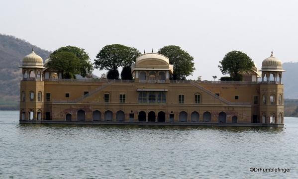 03 Lake Palace and Market, Jaipur