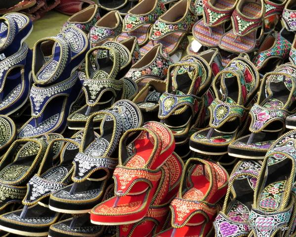 07 Lake Palace and Market, Jaipur